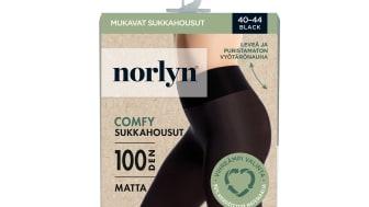 Norlyn Comfy -sukkahousut 100 den