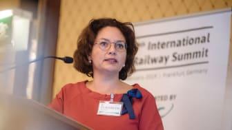 Future of digital rail debated at 7th International Railway Summit in Frankfurt