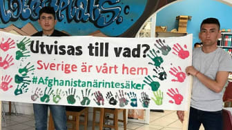 Öppet brev till den svenska regeringen, justitie- och migrationsminister Morgan Johansson