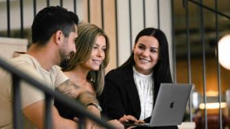 P.S. Ses snart. Piteå och Skellefteås karriärmöjligheter visas upp i digital kampanj för inflyttare.