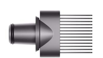 Dyson Supersonic: Peigne à dents larges