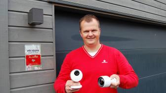 Lanserer to nye overvåkningskameraer