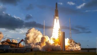 Photo credit: (Arianespace)