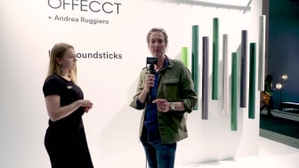 Andrea Ruggiero about Soundsticks