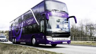 De nya bussarna