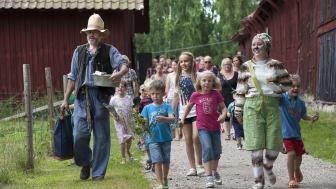 Pettson och Findus på Julita Gård