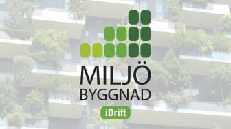 Sweden Green Building Council lanserar Miljöbyggnad iDrift.