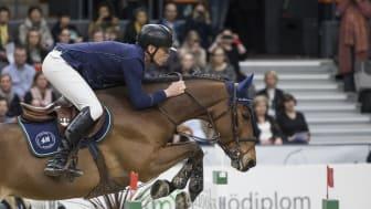 Peder Fredricson kommer till Gothenburg Horse Show! Foto: Lotta Gyllensten