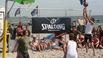 Beachbasketball-Turnier Fehmarn © Tourismus-Service Fehmarn