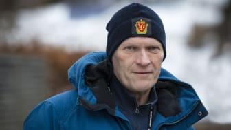 Sven Nordin i rollen som William Wisting (Foto: Dag Nordsveen/Viaplay)
