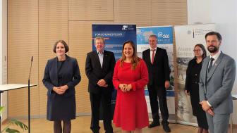 Am 17. Septemmber 2020 startete die neue Präsenzstelle von Viadrina und TH Wildau in Fürstenwalde (Foto: A. Vossel)