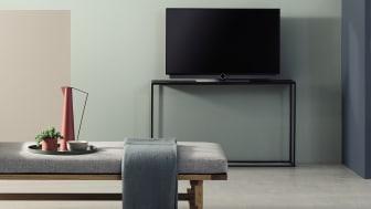 New Loewe bild 3 series of OLED / LCD TV sets. Living Smart. Fits Everywhere.