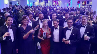 Fox-IT wins 'Security supplier of the year' award