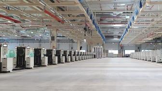 Jernbro får Navistar-order på AGV-system