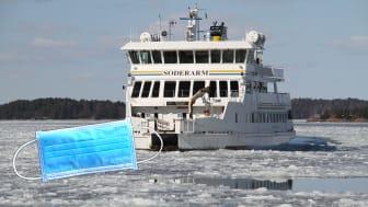 Vattnet börjar frysa till i Östersjön – se till att åka hem i tid