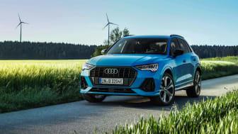 Audi Q3 som plugin-hybrid til 379.990 kr.
