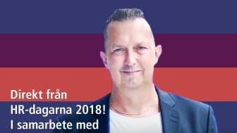 Proleadpodden  i samarbete med Sveriges HR-förening. Direkt från HR-dagarna 2018