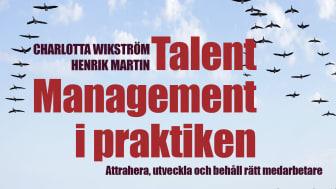 Omslag till Talent Management i praktiken