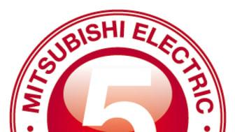 Trygga affärer med Mitsubishi Electric - Hela fem års garanti!