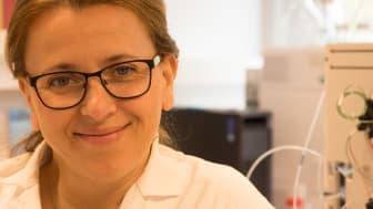 Dilek Merdol, head of QC Scandinavian Biopharma