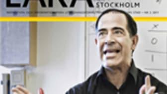 "Kenneth Hyltenstam i nya LÄRA Stockholm: ""Invandrarelever outnyttjad resurs"""