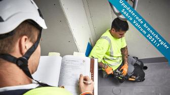 Det blir enklare att läsa och förstå branschreglerna Säkra Våtrum i den uppdaterade versionen 2021:1