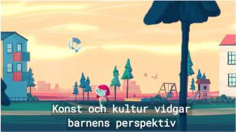 Ur Kulturrådets film om Skapande skola