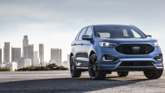 NAIAS  2018 - Ford Edge ST