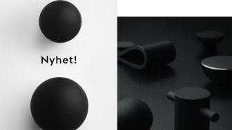 Deep Black Collection / Handtag MINI BALLS Deep Black / Handtag BALLS Deep Black