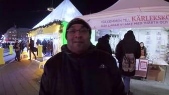 Kärleksköket under Musikhjälpen lockade Umeåborna