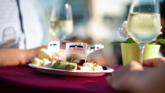 Beliebter Termin: Käse- und Weinverkostung mit dem Profi Detlef Möllgaard