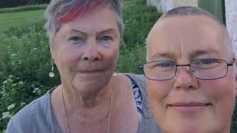 Perssons Magasin: Kerstin Liljedahl och Cici Rettig