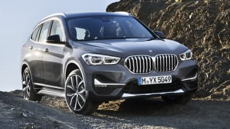 BMW X1 i frisk indpakning
