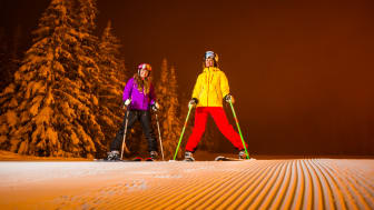 SkiStar Trysil: Midnattskjøring i vinterferien