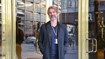 Johan Rydell, avtalsansvarig på Nokas.