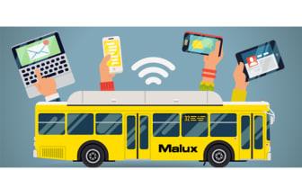 Router anpassad för fordonsmiljö