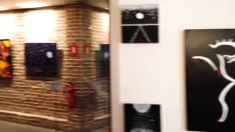 """""""Home of Inspiration"""" art exhibition Brussels - May 2014"""
