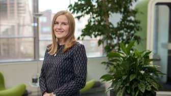Green Industry Parkin toimitusjohtaja Linda Fröberg-Niemi toivoo, että myös valtion puolelta luodaan edellytyksiä teollisen toiminnan kehittämiseksi Suomessa. Kuva: Tuukka Salo/Presser Oy
