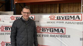 Morten Bak er udnævnt til direktør for Bygma Sønderborg pr. 1. december 2020