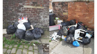 More fines handed out for fly-tipping