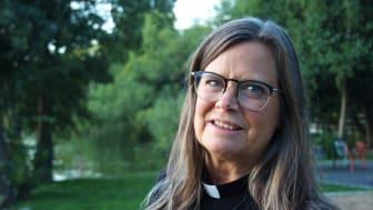 Karin Wiborn, generalsekreterare, Sveriges kristna råd.