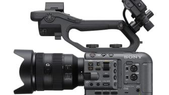 Sony powiększa ofertę produktów Cinema Line o pełnoklatkową, profesjonalną kamerę FX6
