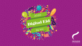 Melody Farshin och Sarah Ameziane leder digital eid-fest för hela Sverige