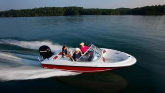 """Bayliner 160 - perfekt """"begynder""""-båd"""