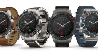 MARQ Aviator, MARQ Driver, MARQ Captain, MARQ Expedition et MARQ Athlete – chacune de ces montres est conçue et fabriquée pour satisfaire les passionnés d'aviation, de course automobile, de voile ou d'expédition.