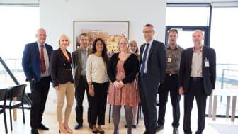 Under tisdagen signerades avtalet av representanter från Region Skåne och Region Själland.