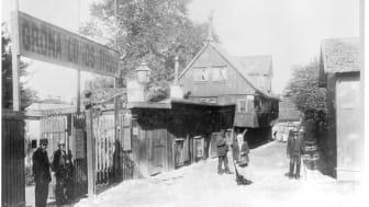 Taube och Cornelis flyttar in hos Bellman