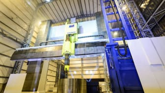 No 2: The 10 largest machine tools in the world