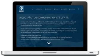 Sveriges största sajt för kommunikation?