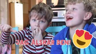 VÅGA SMAKA: Krossar myten om att barn inte gillar grönsaker